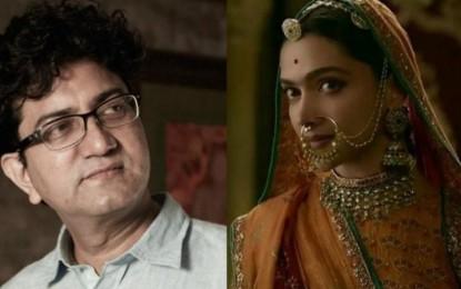 Prasoon Joshi won't be allowed to enter Rajasthan, says Karni Sena