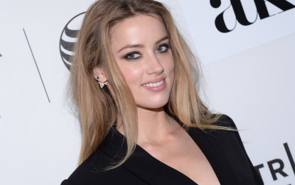 Amber Heard and Elon Musk vacationing in Chile