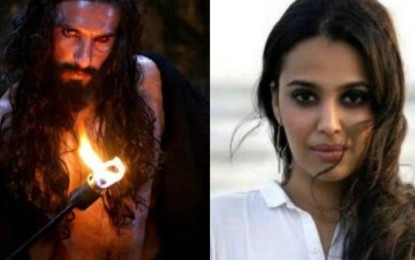 After slamming Bhansali for Padmaavat in open letter, here's what Swara told Ranveer