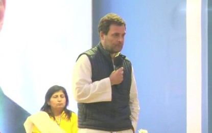 Will change structure of GST if voted to power in Centre, says Rahul Gandhi