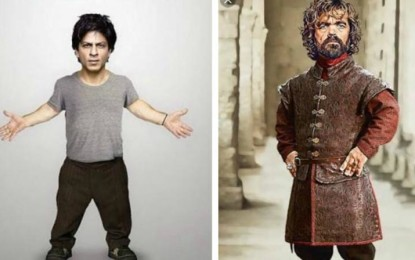 Twitteratis troll title, compare him to GOT's Tyrone Lannister