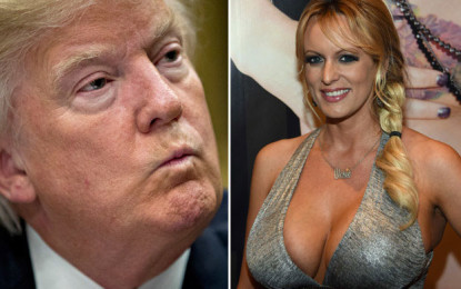 Trump invited Porn Star for Partying