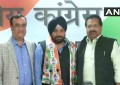 """Was Ideological Misfit In BJP"": Arvinder Singh Lovely Returns To Congress"
