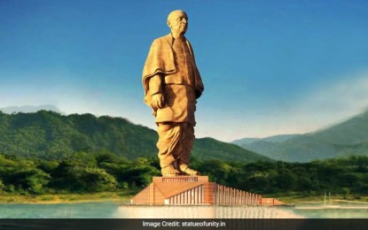 Statue Of Unity' To Be Ready For Inauguration On October 31: Government
