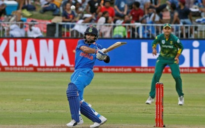 India vs South Africa: Records Tumble as Virat Kohli Registers 35th ODI Ton