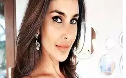 Saaho Team Stole Creativity From An Artist Accuses Bollywood Actress Lisa Ray On Social Media