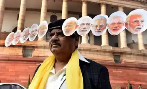 From Doctor To Mp, All You Need To Know About Naramalli Siva Prasad