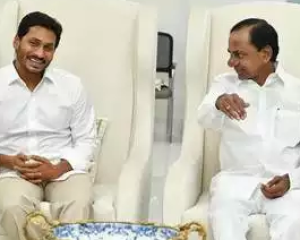 Telugu Cms Jagan And Kcr Today To Meet In Pragathi Bhavan At Hyderabad