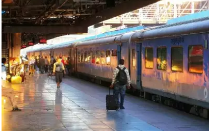 South Central Railway Hikes Platform Ticket Rates Due To Dussehra Rush