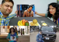 Meet This Prabhas Die Hard Fan Couple From California; Watched Saaho 7 Times In 3 Days