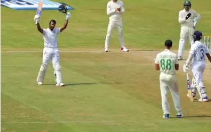 India Vs South Africa 1st: Mayank Agarwal Joins Elite List Featuring Sunil Gavaskar, Vinod Kambli