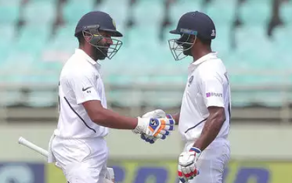 Ind Vs Sa 1st Test: Mayank Agarwal, Rohit Sharma Break Plethora Of Records With First-Wicket Stand