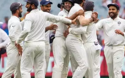 India Vs South Africa 2019: BCCI Announce The Playing Xi For The First Test