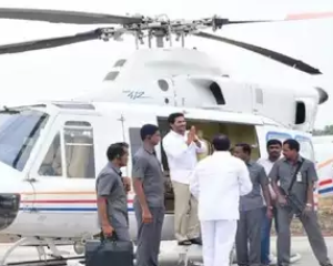 Ys Jagan Anantapur Tour: Protocol Issue Between Minister Shankar Narayana And Mla Pedda Reddy?