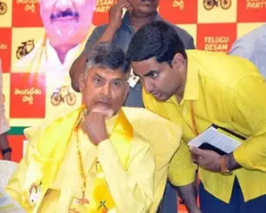 Ysrcp Mp Vijaya Sai Reddy Satires On Chandrababu And Nara Lokesh In Twitter