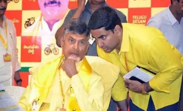 Ysrcp Mp Vijaya Sai Reddy Satires On Chandrababu And Nara Lokesh In Twitter