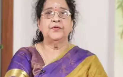 Tollywood Veteran Actress Geetanjali Passes Away Due To Heart Attack
