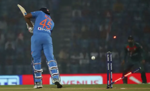 Ind Vs Ban 2019: Rohit Sharma Registers Unwanted Record Against Bangladesh