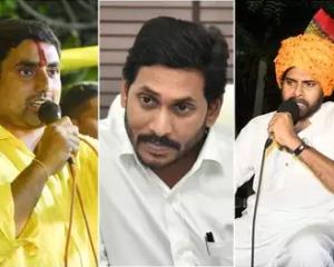 Nara Lokesh, Pawan Kalyan Targets Ysrcp By Tweeting Sakshi Old Clips