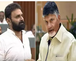 Ap Minister Kodali Nani Fires On Chandrababu And Tdp Mlas In Assembly
